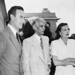 Jinnah's leadership with Mountbatten