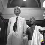 Jinnah's leadership and Ghandi
