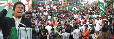 Imran's Independence March